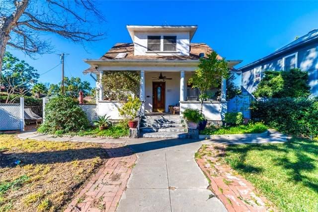 807 N Gibbs Street, Pomona, CA 91767 (#OC21013308) :: RE/MAX Masters