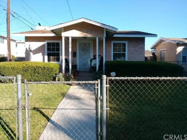 820 S Grevillea Avenue, Inglewood, CA 90301 (#OC21013594) :: Re/Max Top Producers