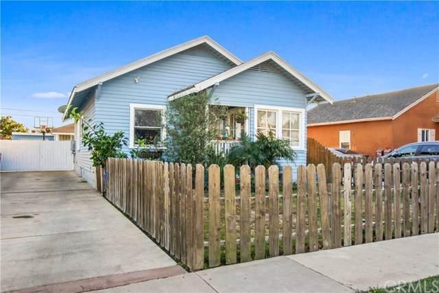 4160 W 161st Street, Lawndale, CA 90260 (#SB21013472) :: Compass