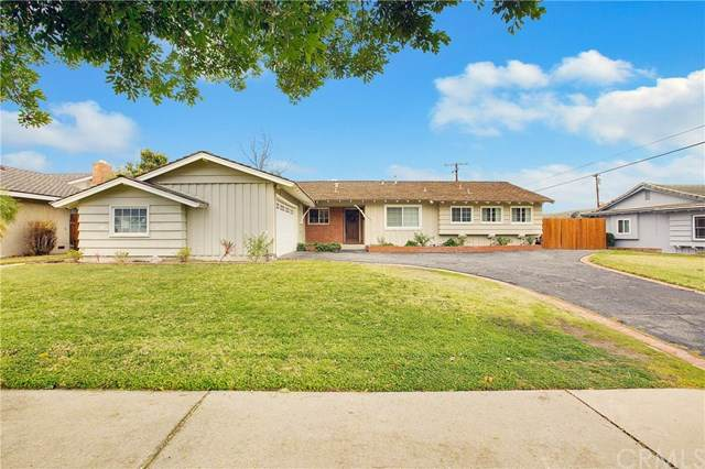 1302 E Bennett Avenue, Glendora, CA 91741 (#PW21014133) :: The Alvarado Brothers