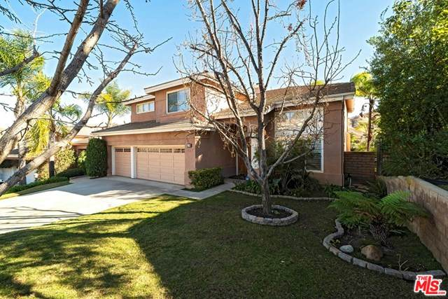 458 Tree Hollow Court, Simi Valley, CA 93065 (#21682424) :: Cal American Realty