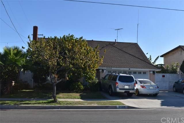 21308 Moneta Avenue, Carson, CA 90745 (#DW21015143) :: Team Forss Realty Group