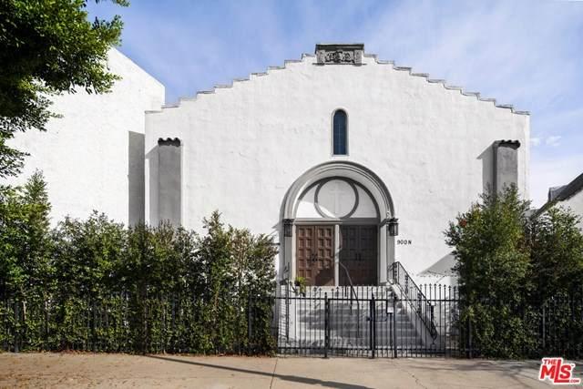 900 N Hoover Street, Los Angeles (City), CA 90029 (#21684692) :: RE/MAX Masters