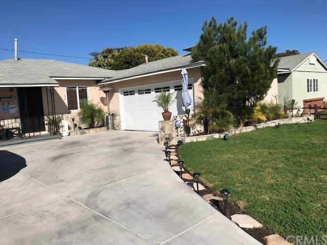 203 W 224th Place, Carson, CA 90745 (#SB21017949) :: Power Real Estate Group