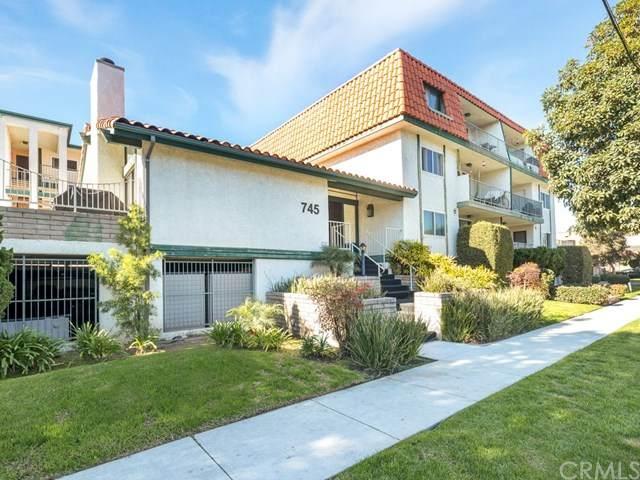 745 Main Street #201, El Segundo, CA 90245 (#SB21014114) :: Bathurst Coastal Properties