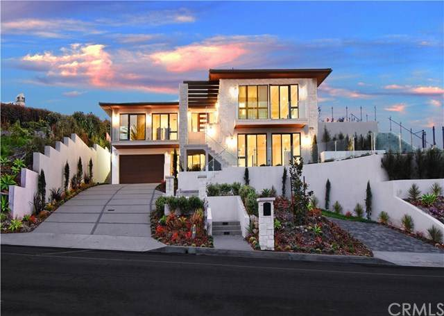 905 Via Del Monte, Palos Verdes Estates, CA 90274 (#PV21027429) :: Millman Team