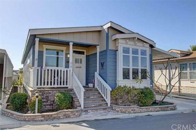 10681 Oak Street #92, Los Alamitos, CA 90720 (#PW21026710) :: Zen Ziejewski and Team