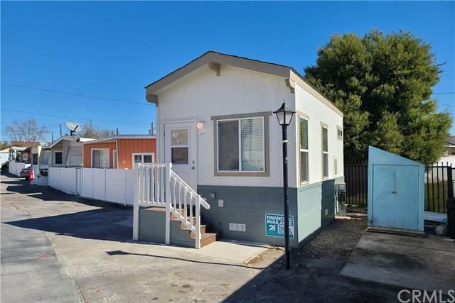 1851 Lomita Boulevard #09, Lomita, CA 90717 (#CV21029302) :: Millman Team