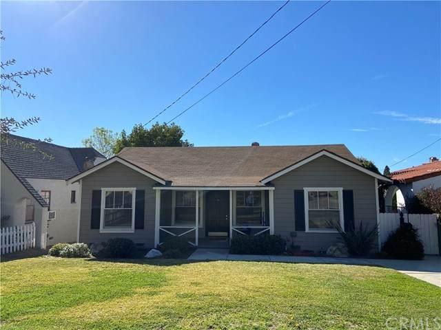 78 E Highland Avenue, Sierra Madre, CA 91024 (#LG21030899) :: The Alvarado Brothers