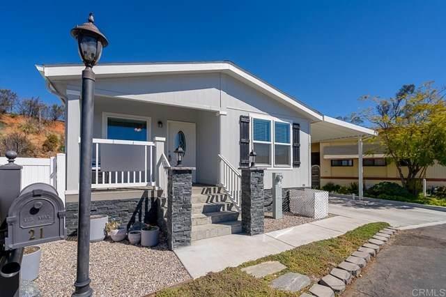 2400 Alpine Boulevard Spc 21, Alpine, CA 91901 (#PTP2101061) :: Power Real Estate Group