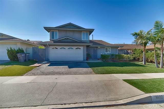 1602 E Helmick Street, Carson, CA 90746 (#PW21031656) :: Wendy Rich-Soto and Associates