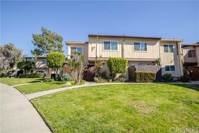 7320 Lennox Avenue F3, Van Nuys, CA 91405 (#SR21033573) :: Power Real Estate Group