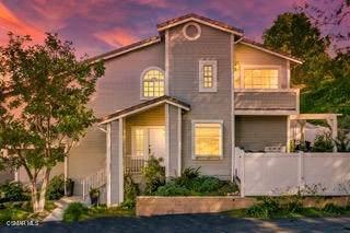 30990 Old Colony Way, Westlake Village, CA 91361 (#221000896) :: Veronica Encinas Team