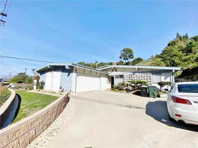 1587 Verde Vista Drive, Monterey Park, CA 91754 (#AR21035806) :: The Alvarado Brothers