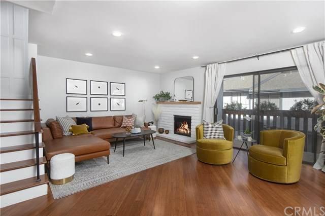 1801 263rd Street #104, Lomita, CA 90717 (#OC21034729) :: Power Real Estate Group