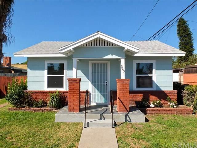 5615 Elm Avenue, Long Beach, CA 90805 (#PW21039921) :: Power Real Estate Group