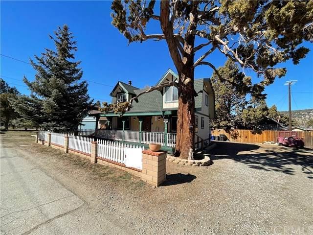 2155 4th Lane, Big Bear, CA 92314 (#CV21039955) :: Millman Team