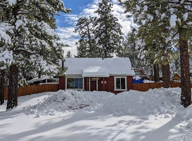 319 Arroyo Drive, Big Bear, CA 92315 (#CV21040162) :: Power Real Estate Group