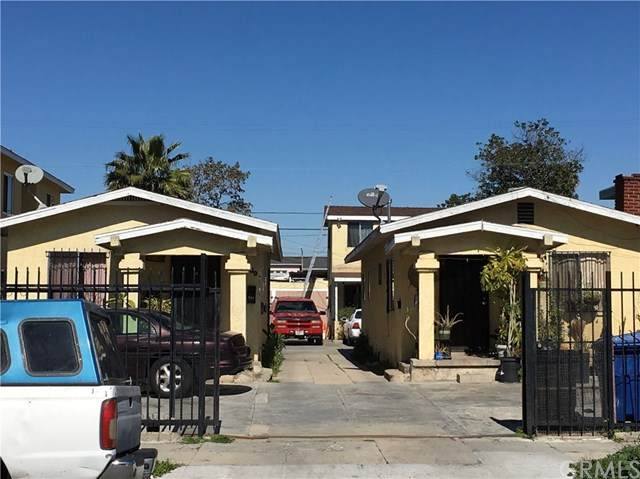 937 W 68th Street, Los Angeles (City), CA 90044 (#DW21040792) :: Mainstreet Realtors®