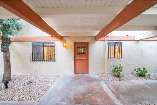 1409 N Sunrise Way #46, Palm Springs, CA 92262 (#SW21040875) :: Wendy Rich-Soto and Associates