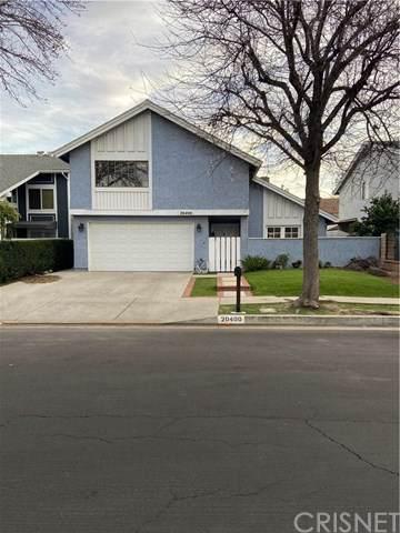 20400 Hemmingway Street, Winnetka, CA 91306 (#SR21040900) :: Millman Team