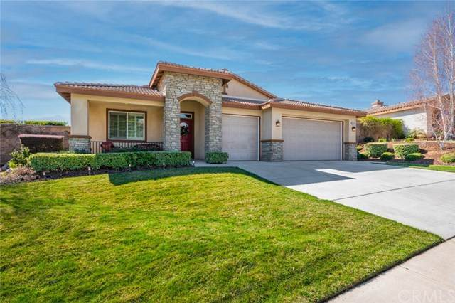 31829 Oak Wood Circle, Yucaipa, CA 92399 (#EV21041957) :: McKee Real Estate Group Powered By Realty Masters & Associates