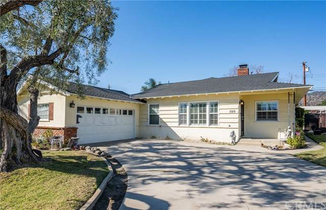 509 E Carroll Avenue, Glendora, CA 91741 (#CV21042431) :: The Alvarado Brothers
