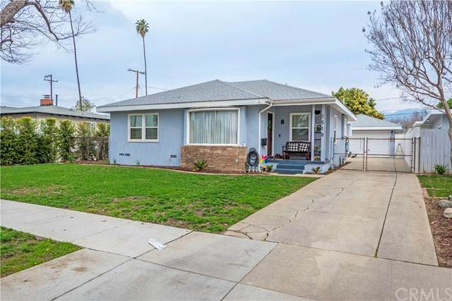 1519 Elmcrest Street, La Verne, CA 91750 (#CV21046959) :: The Costantino Group | Cal American Homes and Realty