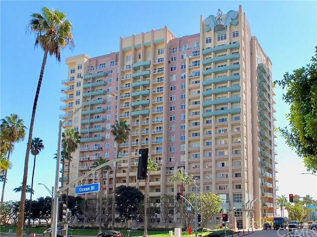488 E Ocean Boulevard #1708, Long Beach, CA 90802 (#PW21045715) :: Hart Coastal Group
