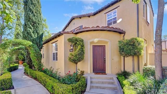 203 Great Lawn, Irvine, CA 92620 (#OC21047836) :: The Kohler Group