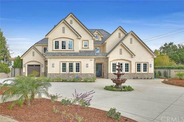 838 Michigan Boulevard, Pasadena, CA 91107 (#AR21040941) :: The Brad Korb Real Estate Group