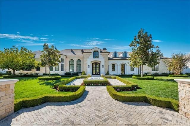 24100 Hidden Ridge Road, Hidden Hills, CA 91302 (#SR21048441) :: Koster & Krew Real Estate Group | Keller Williams