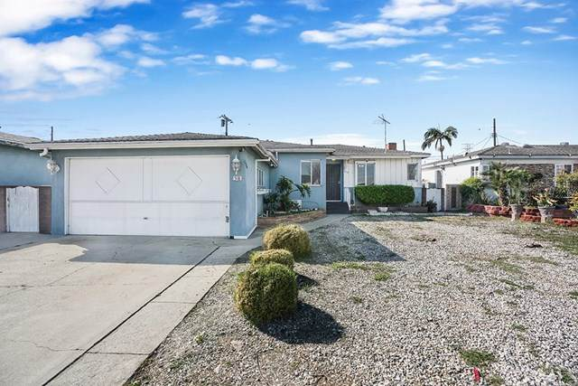 518 W 157th Street, Gardena, CA 90248 (#OC21047385) :: Compass