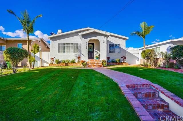 1242 W 2nd Street, San Pedro, CA 90732 (#SB21049212) :: Koster & Krew Real Estate Group | Keller Williams