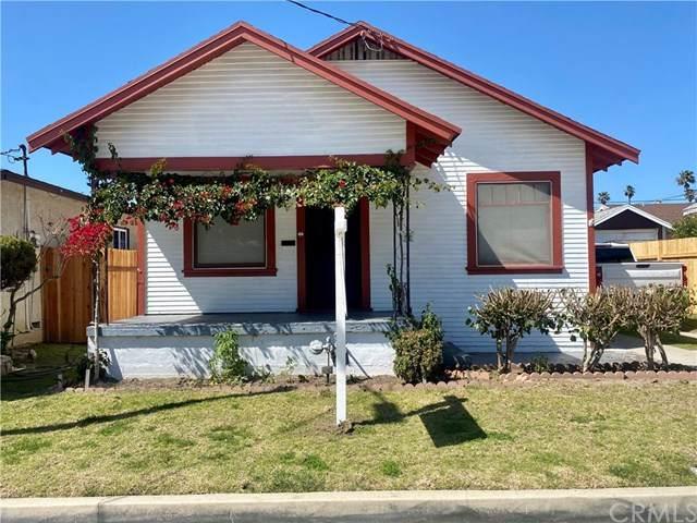 1721 Broad Avenue, Wilmington, CA 90744 (#SW21055593) :: eXp Realty of California Inc.