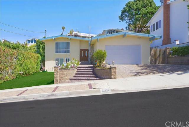 28504 Cedarbluff Drive, Rancho Palos Verdes, CA 90275 (#PV21059662) :: The Costantino Group | Cal American Homes and Realty