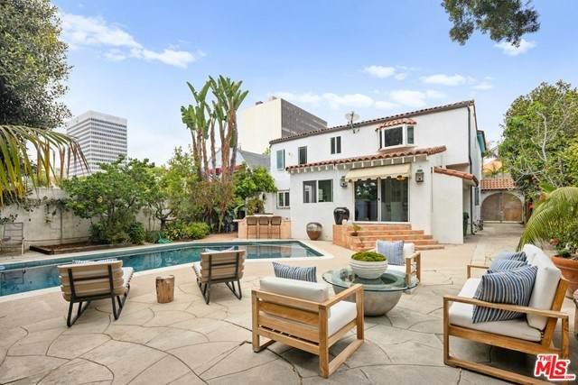 6120 Warner Drive, Los Angeles (City), CA 90048 (#21710304) :: CENTURY 21 Jordan-Link & Co.