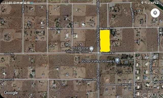 11399 Baldy Mesa Road, Phelan, CA 92371 (#CV21068760) :: Koster & Krew Real Estate Group | Keller Williams