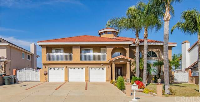 12883 Rock Crest Lane, Chino Hills, CA 91709 (#WS21067861) :: Re/Max Top Producers