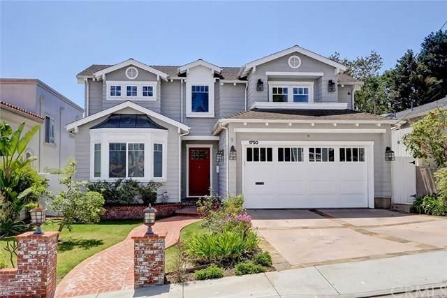 1750 Ruhland Avenue, Manhattan Beach, CA 90266 (#SB21068122) :: Koster & Krew Real Estate Group | Keller Williams