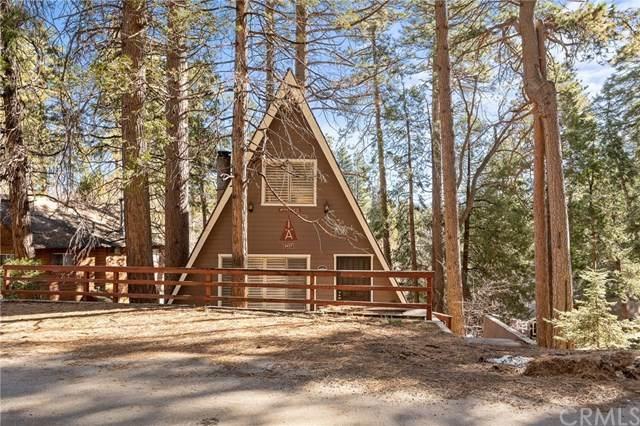 2437 Secret Drive, Running Springs, CA 92382 (#EV21063513) :: Koster & Krew Real Estate Group   Keller Williams