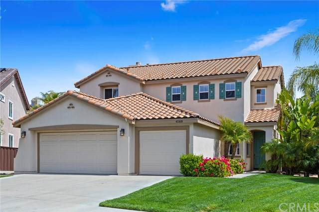 45168 Key Circle, Temecula, CA 92592 (#SW21063580) :: EXIT Alliance Realty