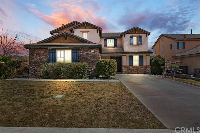 6913 Caswell Lane, Fontana, CA 92336 (#CV21070333) :: Mainstreet Realtors®