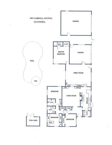 502 E Carroll Avenue, Glendora, CA 91741 (#CV21065241) :: Wendy Rich-Soto and Associates