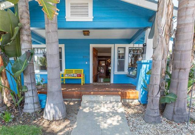 3744 Granada, San Diego, CA 92104 (#210008901) :: Koster & Krew Real Estate Group | Keller Williams