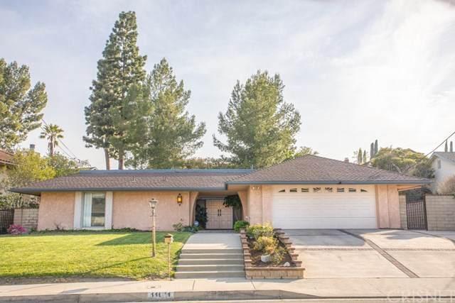 11911 Woodley Avenue, Granada Hills, CA 91344 (#SR21071841) :: Wendy Rich-Soto and Associates