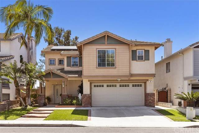 8 Dusty Trail, Trabuco Canyon, CA 92679 (#OC21071173) :: Legacy 15 Real Estate Brokers