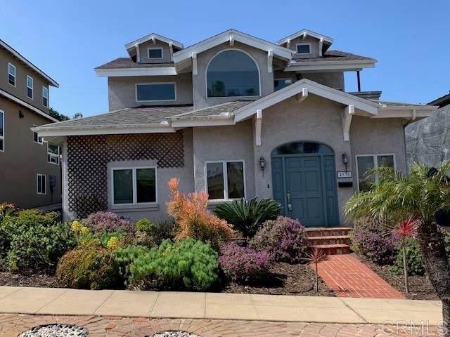 4535 Granger, San Diego, CA 92107 (#NDP2103855) :: Wendy Rich-Soto and Associates