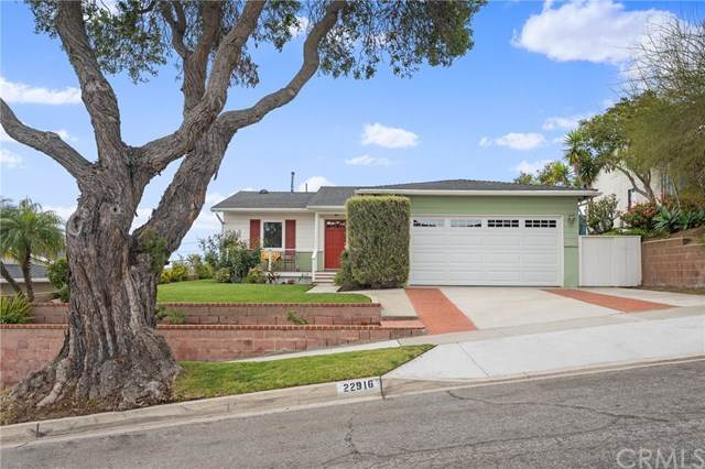22916 Carlow Road, Torrance, CA 90505 (#SB21075999) :: Wendy Rich-Soto and Associates