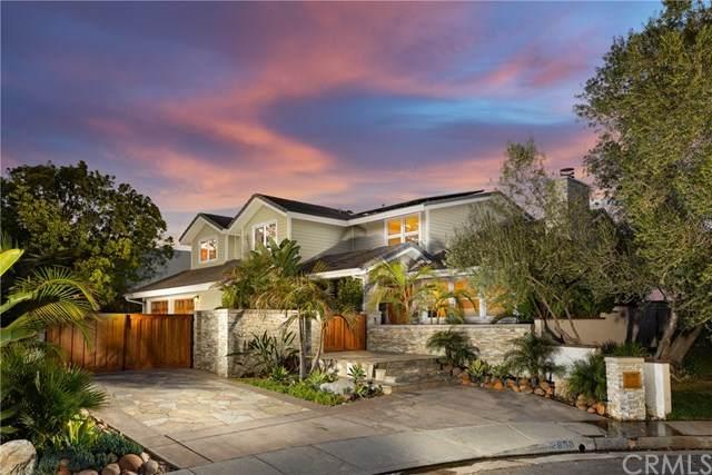 2830 Park Place, Laguna Beach, CA 92651 (#LG21079693) :: Team Forss Realty Group